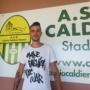 Lorenzo Moscatelli e' un nuovo giocatore dell'ASD Calcio Caldiero Terme
